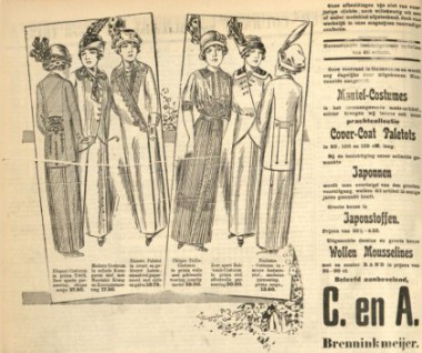 G-1913-damesmode-advertentie
