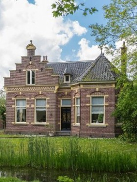 G-huis in wommels